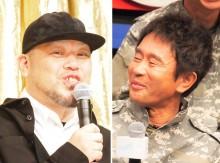 【エンタがビタミン♪】浜田雅功、くっきー!に「すっげー人なんですよハマ・オカモト」と言われ満面の笑み