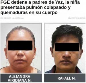 【海外発!Breaking News】両親からの虐待で入院中の7歳女児「治療せずに死なせて」医師に懇願(メキシコ)