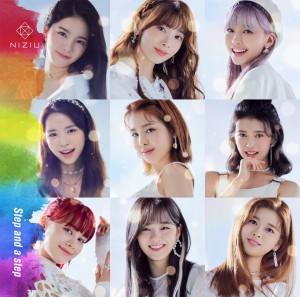 12月2日にはデビューシングル『Step and a step』を発売するNiziU