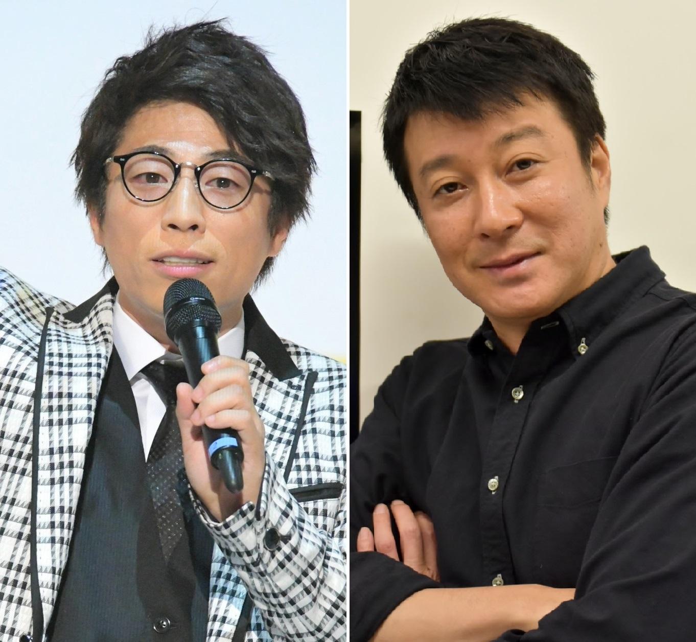 TBS朝の顔になった田村淳と日テレ『スッキリ』でお馴染みの加藤浩次