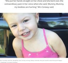 ボタン電池誤飲の3歳女児、食道に穴が開き大動脈まで達し死亡(豪)