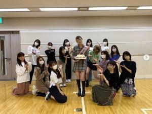 AKB48との合同リハで35歳の誕生日をお祝いしてもらった後藤真希(画像は『後藤真希 2020年9月23日付Instagram「誕生日を迎えた今日」』のスクリーンショット)