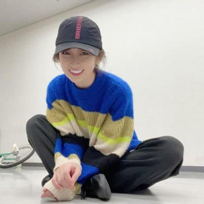 【エンタがビタミン♪】熊田曜子、岡村隆史も知らなかった特技・一輪車を披露 本番終えて悔し泣きしたワケ