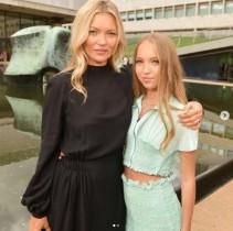 【イタすぎるセレブ達】ケイト・モスの愛娘ライラが18歳に スーパーモデルへの人脈構築中