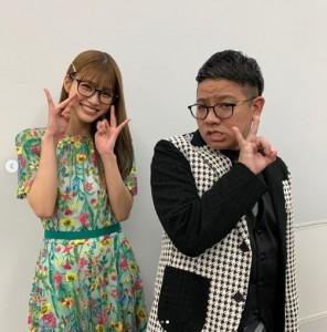 「今度めるるにメガネ買ってあげよ」と昴生(画像は『ミキ昴生 2020年10月27日付Instagram「メガネベストドレッサー賞!!」』のスクリーンショット)