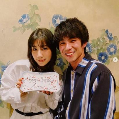 【エンタがビタミン♪】仲里依紗、中尾明慶とは「3日に1回喧嘩して仲直り」 繰り返されてきた夫婦喧嘩の変遷