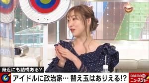 番組で発言した須田亜香里(C)AbemaTV,Inc.