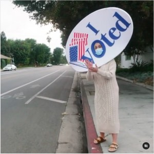 【イタすぎるセレブ達】ケイティ・ペリー、テイラー・スウィフトら最後まで米大統領選の投票を呼びかける