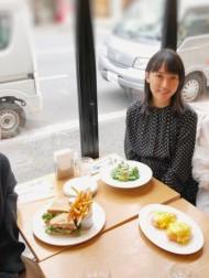 """【エンタがビタミン♪】吉田明世アナ「いつかゆっくりお話がしたかった」竹内由恵アナと""""幸せすぎる時間""""を過ごす"""
