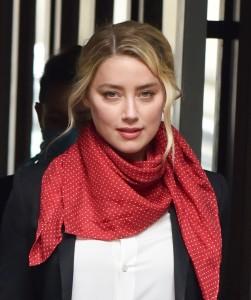 ジョニーによるDV疑惑について裁判所で証言した元妻アンバー・ハード