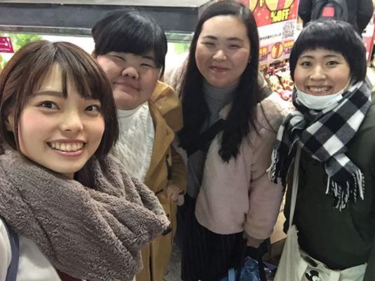 きりやはるか、あんり、田辺智加、酒寄希望、お笑いカルテット・ぼる塾が集合(画像は『ぼる塾 きりやはるか 2020年10月26日付Instagram「すーき。」』のスクリーンショット)