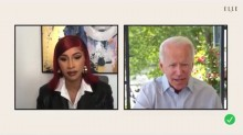 【イタすぎるセレブ達】カーディ・B、バイデン氏の勝利を祝福 「政治に無知」などと罵った共和党支持者に物申す