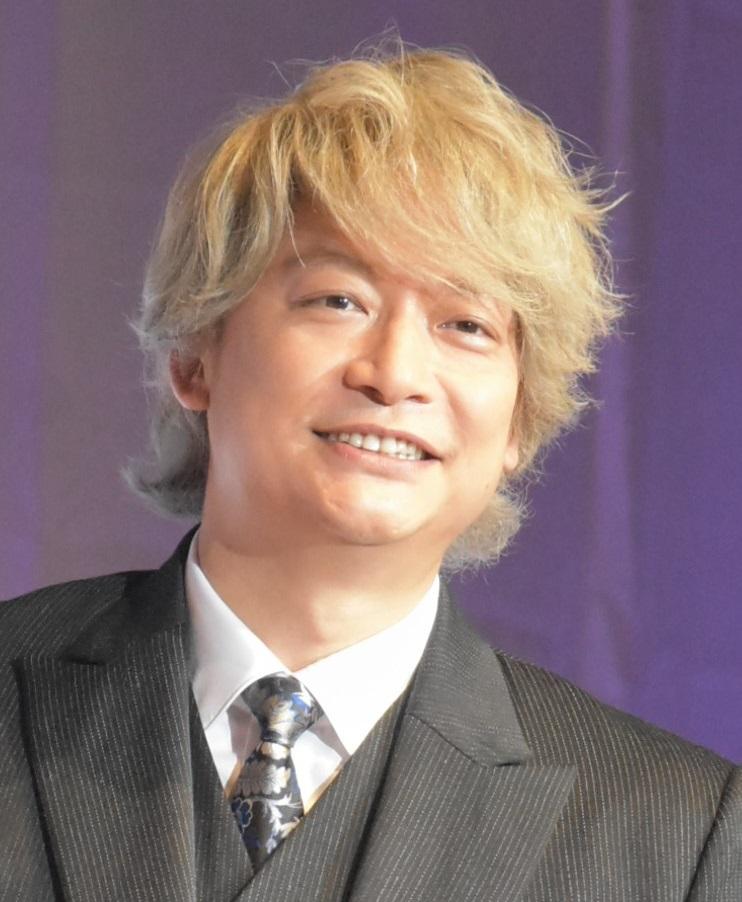 「日本一おめでとう!」森且行選手を祝福した香取慎吾