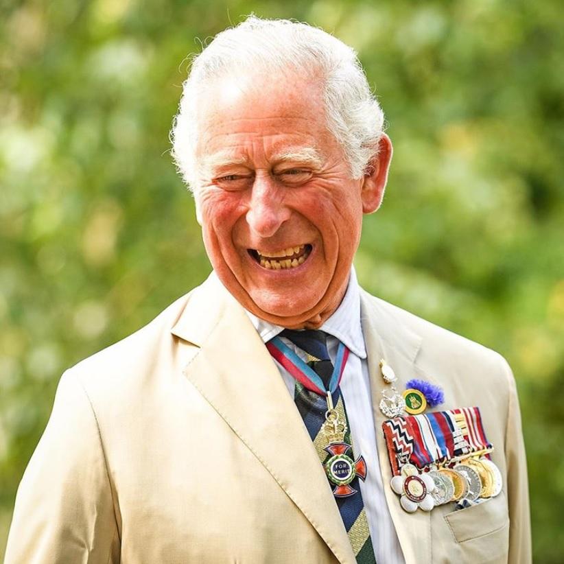 72歳の誕生日を迎えたチャールズ皇太子(画像は『Duke and Duchess of Cambridge 2020年11月14日付Instagram「Wishing a very Happy Birthday to His Royal Highness The Prince of Wales!』のスクリーンショット)