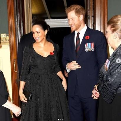 【イタすぎるセレブ達】メーガン妃の異母姉、ヘンリー王子夫妻の戦没者追悼記念日の行動は「不謹慎で謝罪すべき」
