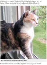 【海外発!Breaking News】事故に遭った飼い猫を埋葬したはずが…数時間後に現れて家族が驚く(米)