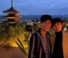 【エンタがビタミン♪】名倉潤「家族のような友人家族たちに囲まれ」52歳の誕生日を祝う 妻・渡辺満里奈への深い感謝と共に