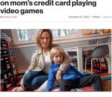 【海外発!Breaking News】170万円の見知らぬ引き落としに愕然 3か月後に6歳息子のゲームアプリ課金と判明(米)