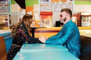 ヘイリーさんとボーイフレンド(画像は『Hailie Jade 2019年12月26日付Instagram「want to」』のスクリーンショット)