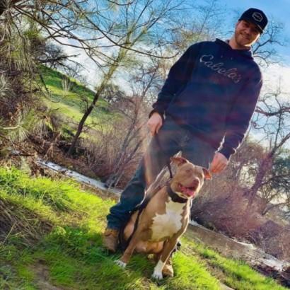 【海外発!Breaking News】襲われた愛犬を救うため160キロの熊と闘った飼い主「この子を救うためなら自分の命も厭わない」(米)