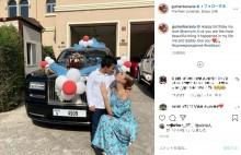【海外発!Breaking News】12歳息子の誕生日プレゼントに3400万円のロールス・ロイスを贈った母親(UAE)