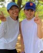 【エンタがビタミン♪】里田まい、ヤクルト青木選手の妻・佐知さんのアドバイスに救われる「夫の頭部に打球が当たった時、心配してくれた」