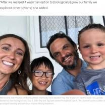 【海外発!Breaking News】6歳息子と同じ病気の9歳男児を養子にした夫婦「これは運命。かけがえのない家族に」(米)<動画あり>