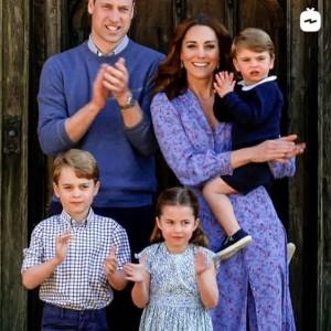 【イタすぎるセレブ達】ウィリアム王子夫妻のクリスマスカードに「素敵なファミリー」の声 ルイ王子のキュートな笑顔に注目集まる