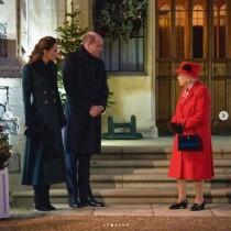 【イタすぎるセレブ達】エリザベス女王、高位王族メンバーと9か月ぶりに公の場で対面 「フィリップ王配はどこ?」心配の声も