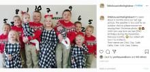 【海外発!Breaking News】10年で11人の子を出産した母親、全員がホームスクールで12人目も計画中(米)