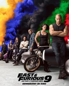 今年5月全米公開予定の『ワイルド・スピード/ジェットブレイク』(画像は『Fast & Furious 9 2021年1月1日付Instagram「2020 × 2021」』のスクリーンショット)