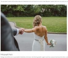 【海外発!Breaking News】完璧な結婚式のため37個の約束をさせる花嫁に非難殺到 「ぐしゃぐしゃにして花嫁の顔に投げつけてやりたい」(米)