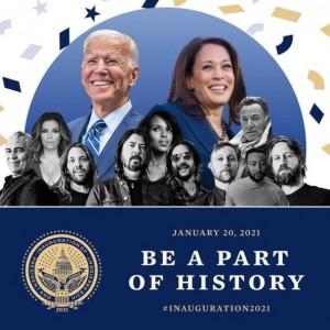 """豪華な出演者が発表された特別番組『Celebrating America』(画像は『Biden Inaugural Committee 2021年1月15日付Instagram「We are excited for these amazing speakers and performers to join our """"Celebrating America"""" primetime program at 8:30pm ET/PT for #Inauguration2021!」』のスクリーンショット)"""