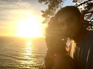 ガガはポランスキー氏と一緒にいて幸せだという(画像は『Lady Gaga 2020年2月18日付Instagram』のスクリーンショット)