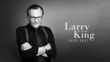 """【イタすぎるセレブ達・番外編】""""トークの帝王""""ラリー・キング死去 ピアース・モーガンがツイッターで追悼も批判殺到"""