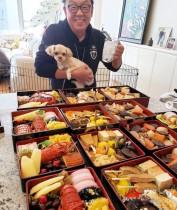 【エンタがビタミン♪】梅沢富美男、今年も豪華な手作りおせちを披露 土屋アンナ、キンタロー。ら芸能人のおせち事情