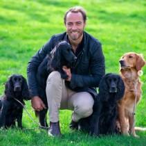 【イタすぎるセレブ達】キャサリン妃の弟ジェームズさん、犬のしつけ動画をInstagramで公開予定