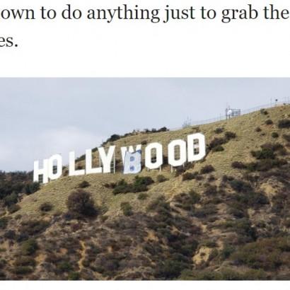 【海外発!Breaking News】「HOLLY WOOD」サインにいたずらしたインフルエンサー達 すぐにバレて現行犯逮捕(米)<動画あり>