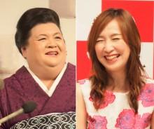【エンタがビタミン♪】森口博子、ガンダム好きのマツコとの対面を振り返る 「陶器のような美肌」に驚いたとも