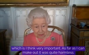 【イタすぎるセレブ達】エリザベス女王、ブローチで入院中のフィリップ王配への愛を伝える 国民にワクチン接種を推奨