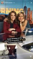 【イタすぎるセレブ達】リース・ウィザースプーンの45歳誕生日をジェニファー・アニストンが祝福 共演者も「私の妹」とキュートな写真を公開