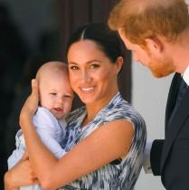 【イタすぎるセレブ達】ヘンリー王子・メーガン妃、第2子は女の子 アーチー君のマイブームは「安全運転でね!」
