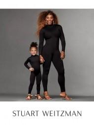 【イタすぎるセレブ達】セリーナ・ウィリアムズ、シューズブランドで3歳愛娘と初コラボ「靴への愛は家系よ!」