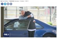 【海外発!Breaking News】車上暮らしの77歳元教師、かつての教え子から多額の寄付を受ける(米)<動画あり>