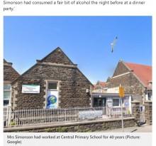 【海外発!Breaking News】小学校でビールを飲み酩酊状態で倒れた教師 呆れた言い訳で停職処分に(英)