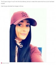 【海外発!Breaking News】ウーバーイーツのアカウントが乗っ取りに! ケンタッキーフライドチキン6千円分を引き落とされた女性(スコットランド)