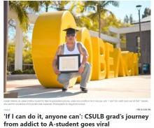 【海外発!Breaking News】計30年以上服役した62歳男性、優秀な成績で大学を卒業「母にこの姿を見せたかった」(米)
