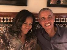 【イタすぎるセレブ達】オバマ家のお気に入りは「タコス・チューズデー」 ミシェル夫人が一家の食卓を語る