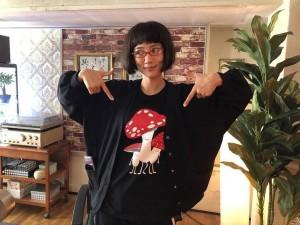 『スイートリベンジ』の主人公・マリコ役を務める夏菜(画像は『夏菜 NATSUNA 2021年3月21日付Instagram「き、の、こ。」』のスクリーンショット)