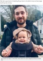 【海外発!Breaking News】脳腫瘍で亡くなった30歳医師、3歳息子に絵本を遺す(英)